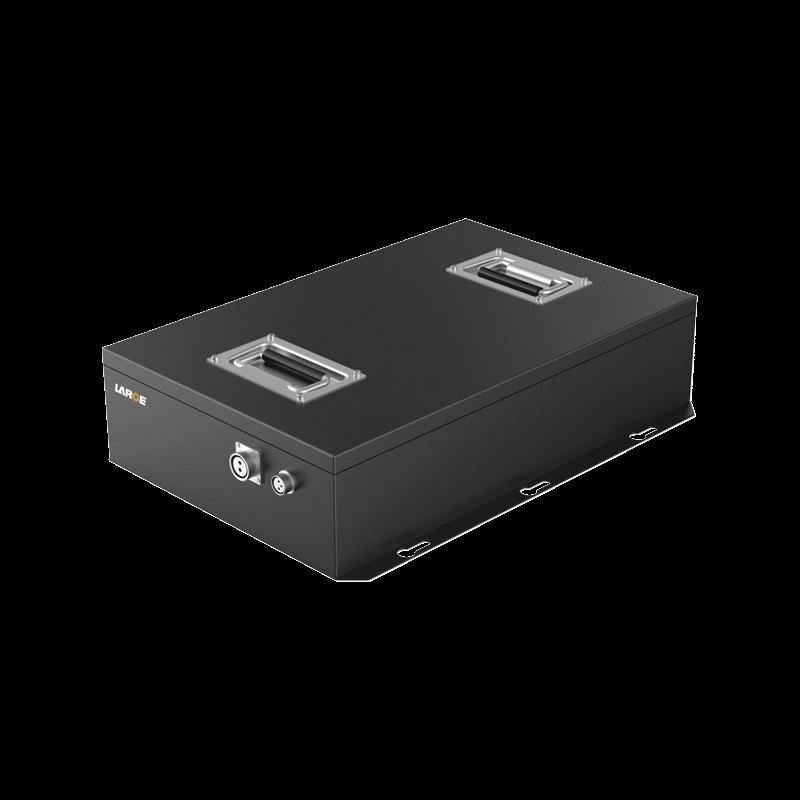 Paquete de batería LiFePO4 de 48V 20Ah para fuente de alimentación conmutada