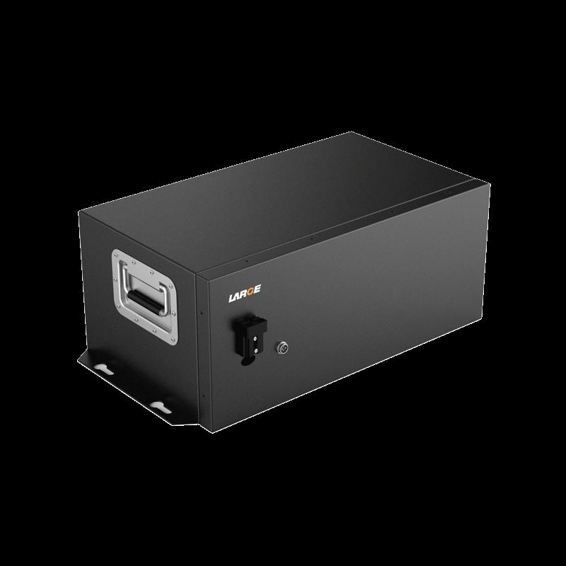 Batería de 48V 100Ah LiFePO4 para AGV