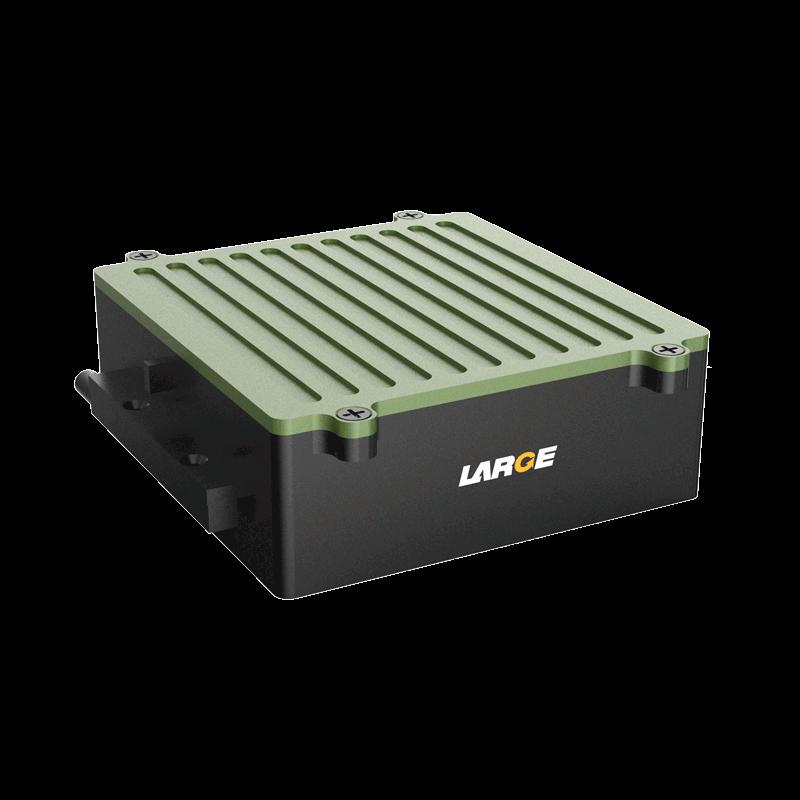 Batería de polímero de litio de baja temperatura de 14.8V 1700mAh para instrumento de respaldo especial