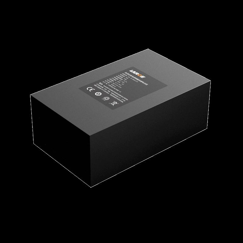 Batería Lifepo4 de 48V 10Ah 26650 para equipos de detección